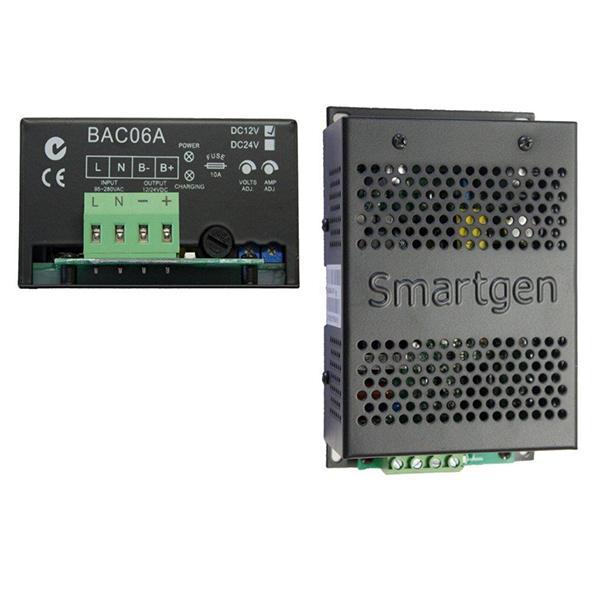 BAC06 SMARTGEN 12V BATTERY CHARGER 6 AMP