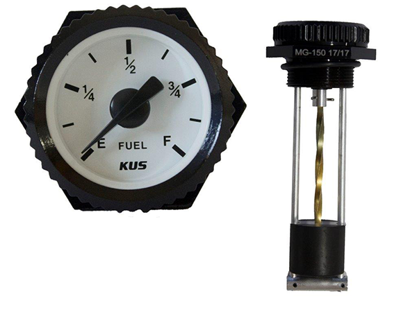 MG - 150 Mechanical Fuel Gauge - 150MM