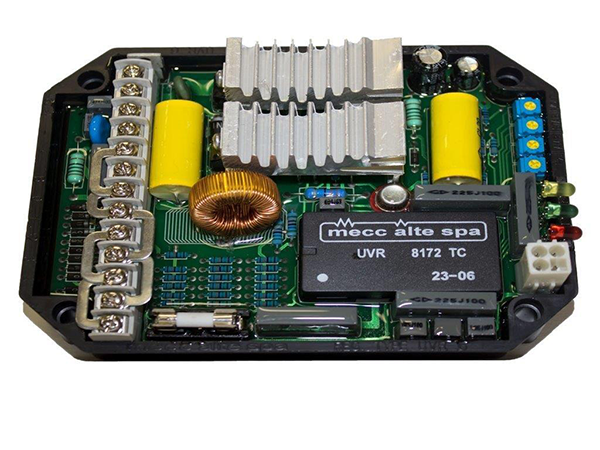 UVR6 Mecc-Alte Automatic Voltage Regulator